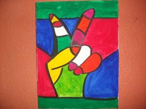 Peace - by Hugh McCloskey