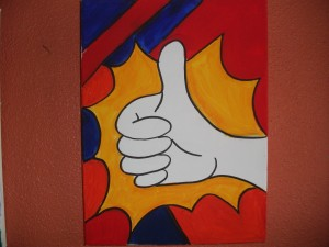 Thumbs Up - By Paul Thompson