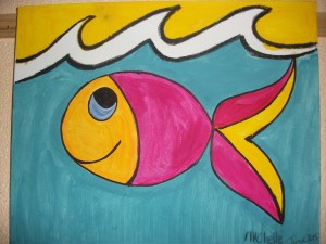 Nemo - by Michelle Murphy