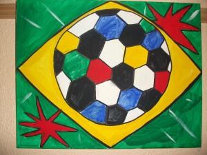 I love football - by Paul Thompson